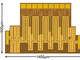 電源電圧0.5Vで動作するミリ波帯CMOS増幅器