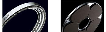 半導体パッケージ研削向けグラインディングホイール「GFCPシリーズ」とハイバンプ付シリコンウエハーの裏面研磨向けドライポリッシングホイール「DPEG-BP type」