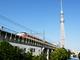 スカイツリー〜浅草間で28GHz帯5Gの伝送に成功