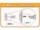 低消費電流で高耐圧、厚み0.31mmの低背LDO