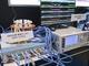 5G実験、空間電波伝搬特性を8ch同時計測