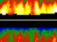 充放電中の全固体Liイオン電池内部の可視化に成功