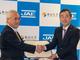 航空電子と東大生研が連携研究協力協定を締結