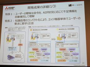 あいまいな命令でも理解!エッジAIによるHMI制御技術 - EE Times Japan