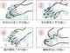 映像認識AI技術で正しい手洗い動作を自動判定