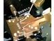 ポリマー光変調器、毎秒200Gビットの光信号発生