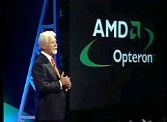 AMD創業者で会長のジェリー・サンダース氏