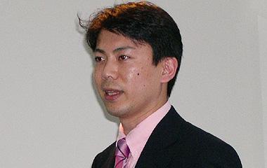 渡辺浩二氏