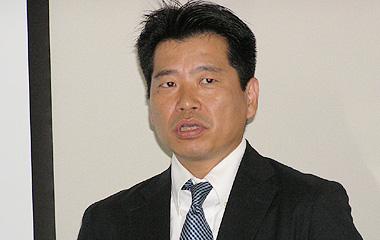 小澤嘉尚氏