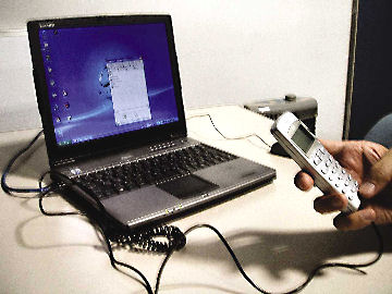 USBフォン
