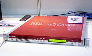 HDx100e/d
