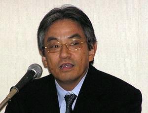 岡本克司氏