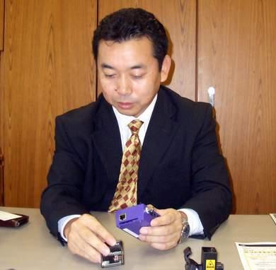 小澤広士氏