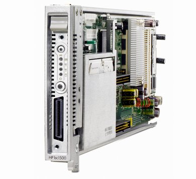 HP bc1500 PC blade