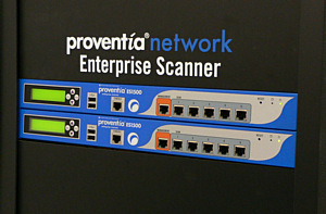 Proventia Network Enterprise Scanner