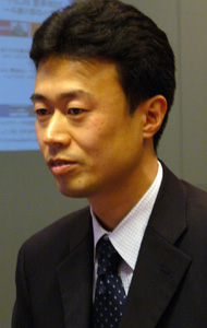 森 成隆氏