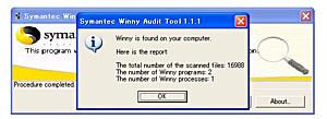 Winny検索ツール