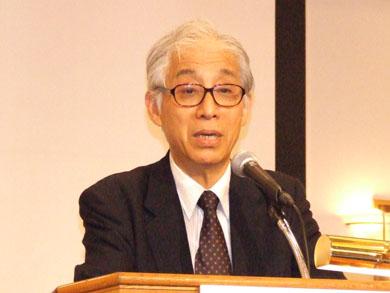 斎藤信男氏
