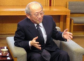 中田康雄社長