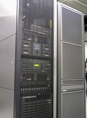 HP StorageWorks XP10000