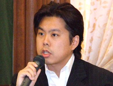 藤本潤一CEO
