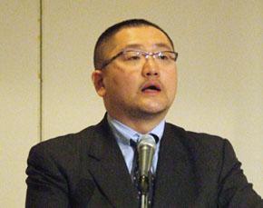 山科拓取締役