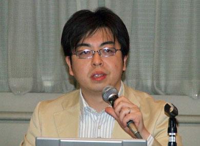 岩田真一ジェネラルマネジャー