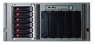 HP StorageWorks AiO