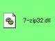 7-ZIP32.DLL�Ƀo�b�t�@�I�[�o�[�t���[�̐Ǝ㐫