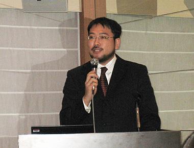 マイクロソフト・小野寺匠氏