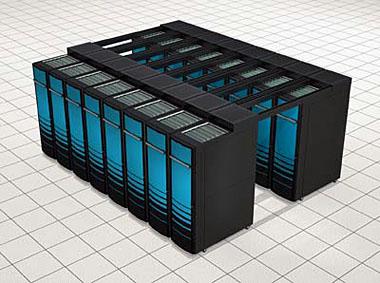 AMDクアッドコアを搭載した「Cray XT4」