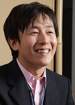 青野慶久氏