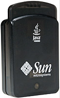 教育機関に限定発売された「Sun SPOT」