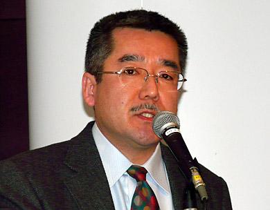 2007年第4四半期の決算発表を振り返る吉沢氏