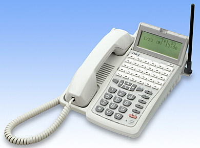 無線IP電話機「MKT/IP-30DKWHFWL」