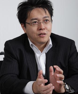 リアルネットワークス、ジャパン・コンシューマー代表の伊藤隆博氏