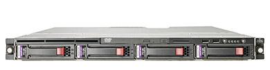 最新のXeon プロセッサを搭載した「HP ProLiant DL160 G5」