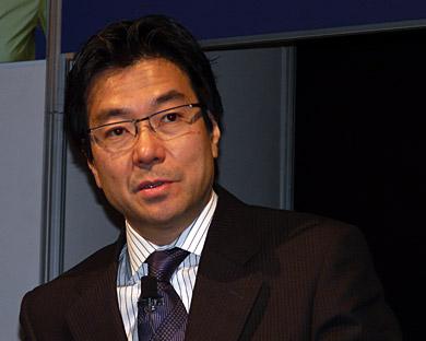 4月1日付けで新社長に就任する樋口氏
