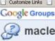 Google Groupsでポルノグループ氾濫