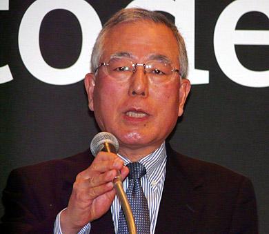 販売チャネル戦略の重要性を語る鬼澤盛夫社長