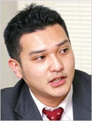 川澄化学工業株式会社 システム部企画課 リーダー 緑川毅氏