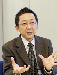 NEC キャリアネットワークビジネスユニット IPTV事業推進プロジェクト エキスパート 松本浩一氏