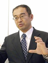 NEC UNIVERGEソリューション推進本部 UNIVERGE市場開発部 主任 竹居正浩氏