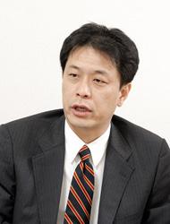 ノーテルネットワークス株式会社 プロダクトマネージャー エンタープライズマーケティング エンタープライズアンドチャネルズ営業本部 坂内聡氏