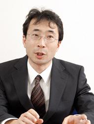 ノーテルネットワークス株式会社 セールスサポートエンジニア エンタープライズテクニカルセールスサポート 山仲栄治氏