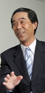 ウチダスペクトラム 代表取締役社長 町田潔氏