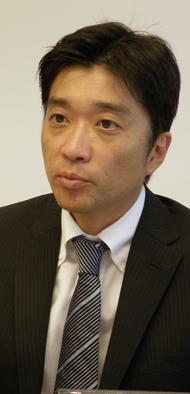 Dynamics事業統括本部 マーケティング部 部長 新保将氏