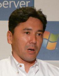 マイクロソフトの五十嵐光喜氏