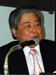 日本テラデータの田中康寛氏