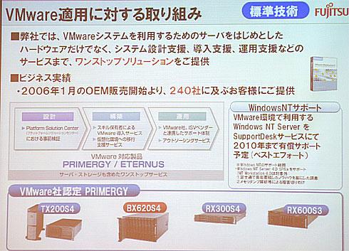 NT 4.0のサポート計画